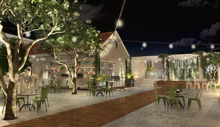 השילוב המושלם במקום אחד, גן האירועים דרזנר 5 מציג מראה משובח בלוקיישן חלומי (צילום: יחצ)