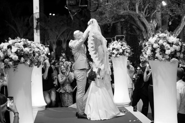 החתונה של מור אבן חן ואור זרור (צילום: ברוך אבן חן צילון והפקות טלוויזיה)