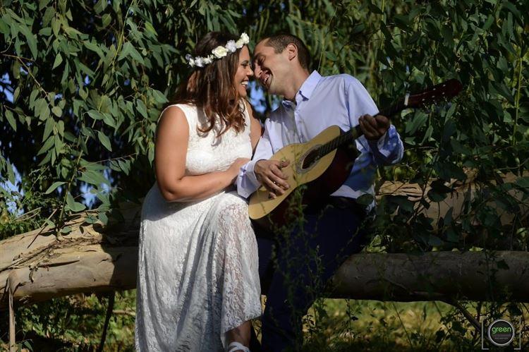 רומנטיקה במיטבה (צילום: GREEN)