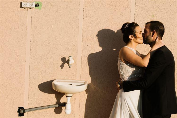 אורבנייחות זה שם המשחק, תמונות טרום חתונה לפני כיור זאת המילה האחרונה (צילום: איתמר כהן)