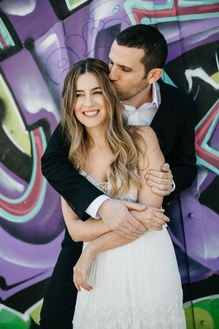 הלוקיישן המושלם לזוג שמתחתן בשישי צהריים ועוד בחג פורים (צילום: ג'ן סלדקוב)