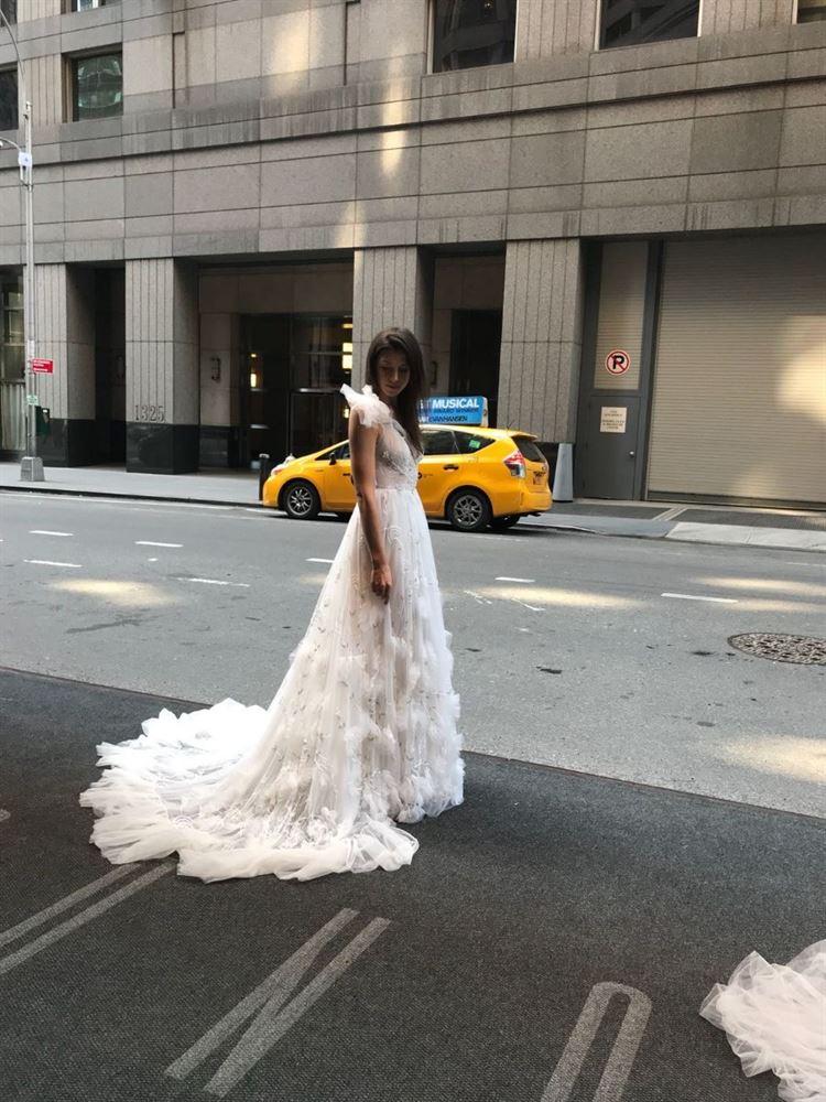 כל מה שעוצר נשימה בשמלות כלה (צילום: יחצ)