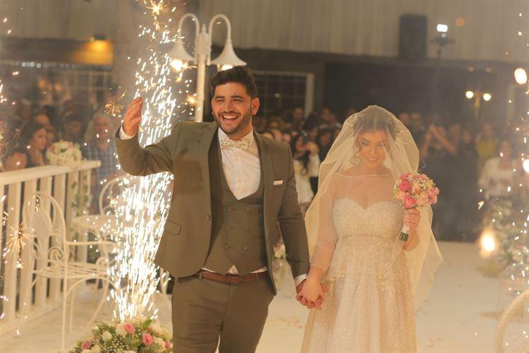 חתונת השנה בטרויה, החתונה של איטל שירמן וקובי בוקרה (צילום: דוקו צלמים)