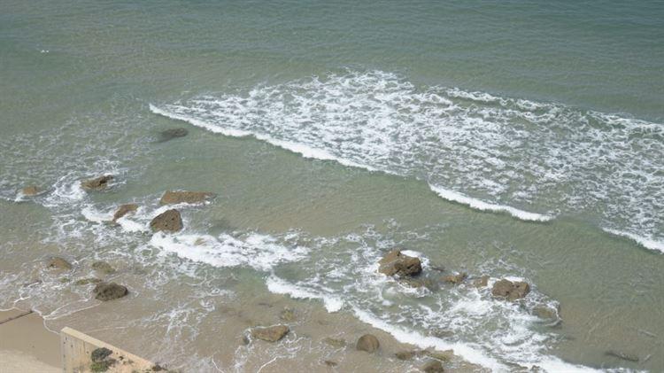 הנוף הנשקף מהחופה (צילום: מקסים .ס.)