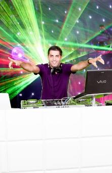 עמדת ה- DJ